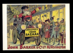 ad4048 - John Barker & Co.Ltd. Kensington. 1892 Bazaar - Modern Advert postcard