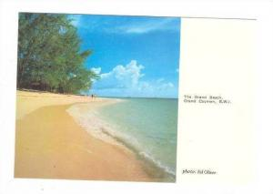 Grand Beach, Grand Cayman, B.W.I. 70-80s