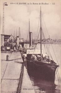 LE HAVRE, Seine Maritime, France, 00-10s ; Le Bateau de Honfleur
