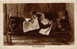 CPA AK PAT and PATACHON. Ross Verlag 3284/3 Film Star (601721)