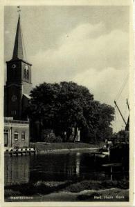 CPA HEERENVEEN Ned. Herv. Kerk NETHERLANDS (604626)