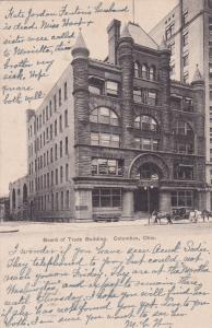 COLUMBUS , Ohio , 1906 ; Board of Trade Building