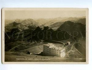 138352 Switzerland ROCHERS DE NAYE Hotel et Panorama Vintage