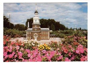 Independence Hall, Philidelphia, Tivoli Miniature World, Jordan Niagara, Ontario