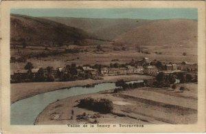 CPA Vallée de la Semoy et Tournavaux (134717)