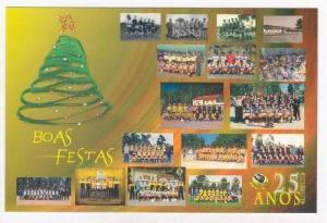 Soccer Teams, Boas Festas, 25 ANOS, Portugal, 1983-2008