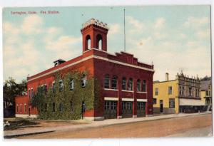 Fire Station, Torrington CT
