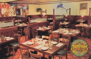 China (Hong Kong) , Dan Ryan´s Grill Restaurant Interior #2 , 70-80s