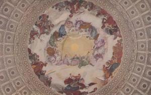 Canopy of the Rotunda of the Capitol - Washington, DC - DB