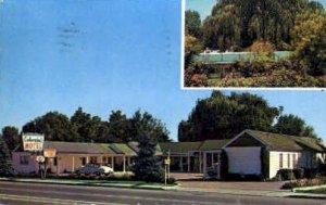 Colonial Motel - Twin Falls, Idaho ID