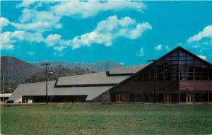 Gatlinburg Tennessee~Municipal Auditorium~Stage Theatre~Mt Leconte~1950s PC
