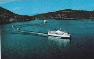 B.C. Ferries,  British Columbia Ferry Authority,  Victoria,  B.C.,  Canada,  ...