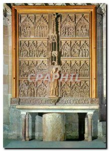 Modern Postcard Costa Dorada Tarragona Cathedral Altar of the Tailors