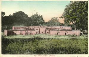 china, CANTON GUANGZHOU 廣州, Richman's Grave (1910s) Postcard