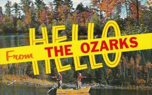 Greetings From The Ozarks Fishing Scene