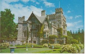 CANADIAN SERVICES COLLEGE, ROYAL ROADS, HATLEY PARK, VICTORIA BC