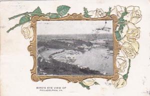 PHILADELPHIA , Pennsylvania , PU-1908 , Bird's Eye View