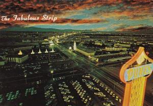 The Fabulous Las Vegas Strip Las Vegas Nevada