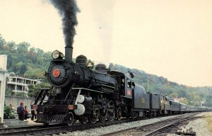 Kentucky Railway System - Louisville & Nashville's #152  (Mary Jayne's RR Spe...
