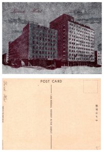 Dai-ichi Hotel, Tokyo, Japan