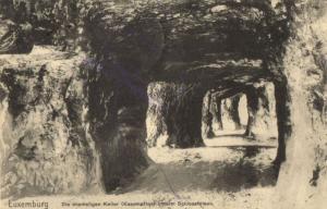 CPA Luxembourg Kasematten (30641)