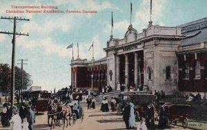 TORONTO, Ontario, Canada, 1900-1910s; Transportation Building, Canadian Natio...