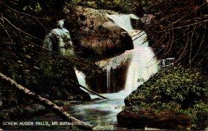 Maine Mount Katahdin Screw-Auger Falls 1909