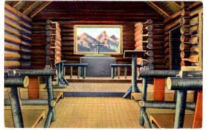 ROBBINS 1221 Tetons, Mission of the Transfiguration, Teton National Park