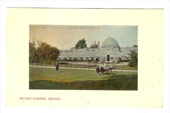 Botani Gardens, Belfast , Northern Ireland, 00-10s