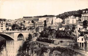 Algeria Constantine El Kantara Pont Bridge General view Postcard