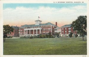 AUGUSTA, Georgia, 1900-10s; U.S. Veterans' Hospital