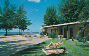 Florida Indian Rocks Beach Baron's Beach Motel