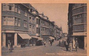Wijker Brugstraat Maastricht Holland Unused