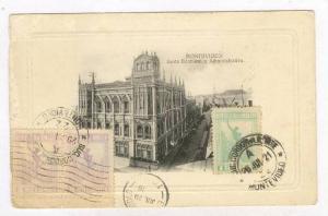 Montevideo, Junta Economica Adminstrativa, URUGUAY, PU-1918