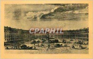 Postcard Modern View of the Place Louis Grand Place Louis Le Grand Paris afte...
