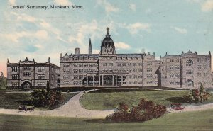 MANKATO, Minnesota, PU-1913; Ladies' Seminary