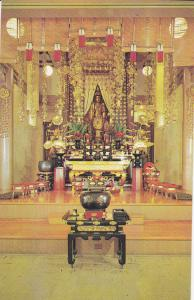 HONOLULU , Hawaii , 50-60s; Sanctuary, Soto Zen Temple (Buddhist)