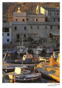 B110293 France Le Cap Corse Centuri Port Harbour Boats
