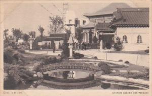 Japanese Garden and Pavilion 1933 Chicago World's Fair