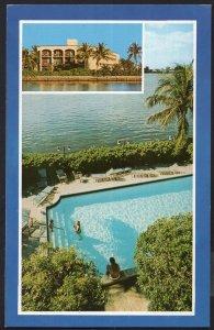 Florida PALM BEACH Howard Johnson's Motor Lodge 2870 South County Rd 1950s-1970s