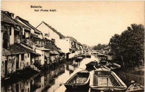 CPA BATAVIA Kali Pintoe Ketjil INDONESIA (565956)
