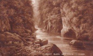 ISLE OF SKYE, Scotland, PU-1908; Fairy Glen Bettwys-Y-Coed