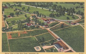 LEXINGTON , Kentucky , 30-40s ; Idle Hour Farm