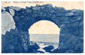 Rhode Island Newport , Stone Arch , Cliff Walk , Rough Point