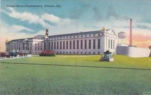 Georgia Atlanta United States Penitentiary
