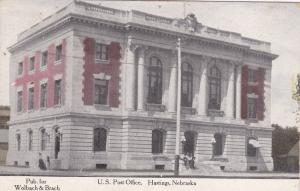 HASTINGS , Nebraska , 1911 ; Post Office