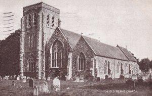 KENT, England, PU-1921; Old Herne Church