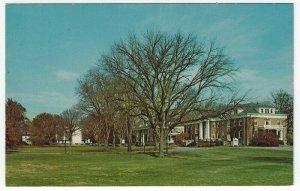 Newark, Delaware, Vintage Postcard View of The University of Delaware