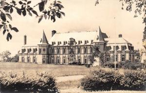 D76/ Middlebury Vermont VT Real Photo RPPC Postcard c30s The Chateau College 2