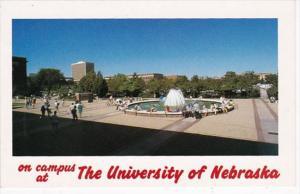 Nebraska Omaha Campus Scene University Of Nebraska